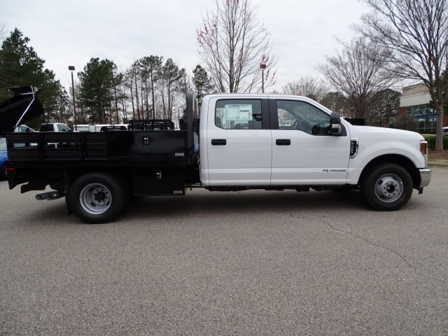 2018 F-350 Crew Cab DRW 4x2,  Knapheide Platform Body #T889895 - photo 5