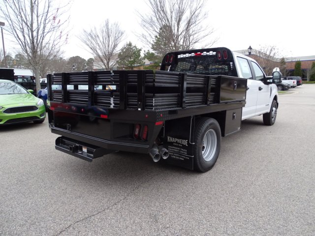 2018 F-350 Crew Cab DRW 4x2,  Knapheide Platform Body #T889895 - photo 2