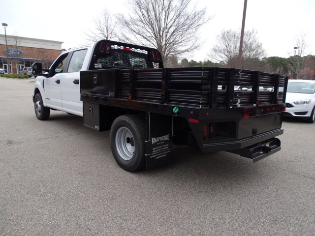 2018 F-350 Crew Cab DRW 4x2,  Knapheide Platform Body #T889895 - photo 4