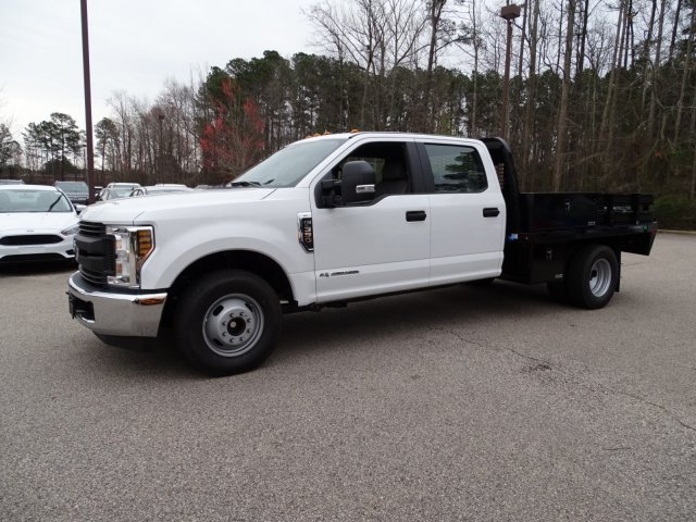 2018 F-350 Crew Cab DRW 4x2,  Knapheide Platform Body #T889895 - photo 7