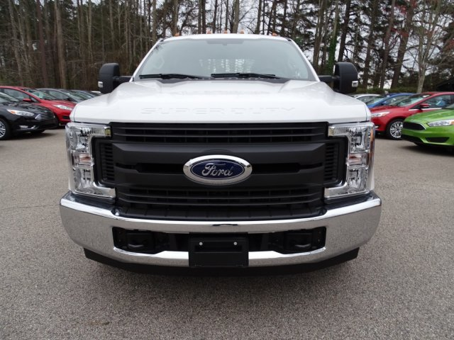 2018 F-350 Crew Cab DRW 4x2,  Knapheide Platform Body #T889895 - photo 8