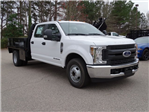 2018 F-350 Crew Cab DRW 4x2,  Knapheide Platform Body #T889895 - photo 1