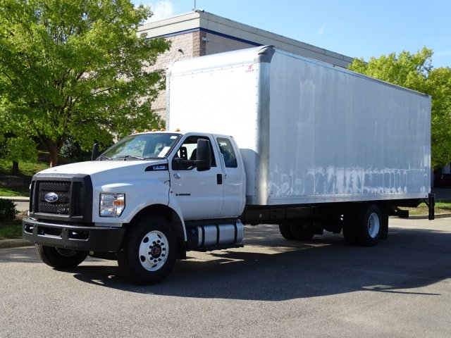 2018 F-750 Super Cab DRW 4x2,  Supreme Dry Freight #T889898 - photo 7