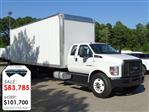 2018 F-750 Super Cab DRW 4x2,  Supreme Dry Freight #T889898 - photo 1