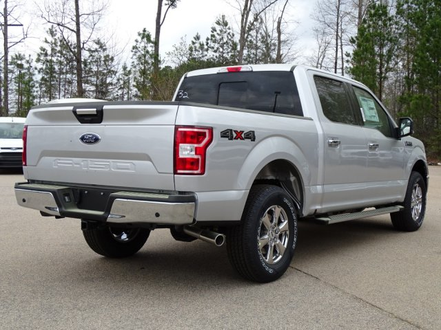 2018 F-150 SuperCrew Cab 4x4,  Pickup #T889911 - photo 2