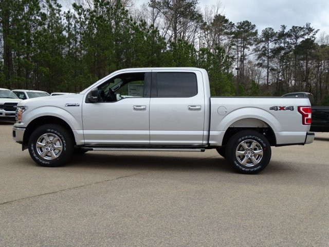2018 F-150 SuperCrew Cab 4x4,  Pickup #T889911 - photo 7