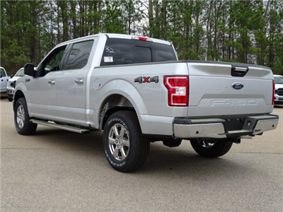 2018 F-150 SuperCrew Cab 4x4,  Pickup #T889911 - photo 4
