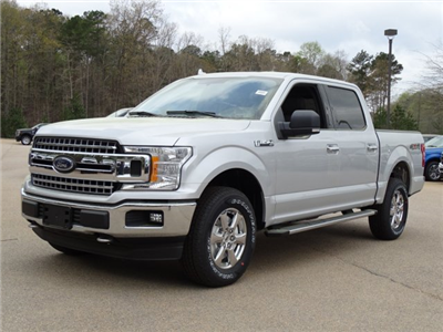 2018 F-150 SuperCrew Cab 4x4,  Pickup #T889911 - photo 3