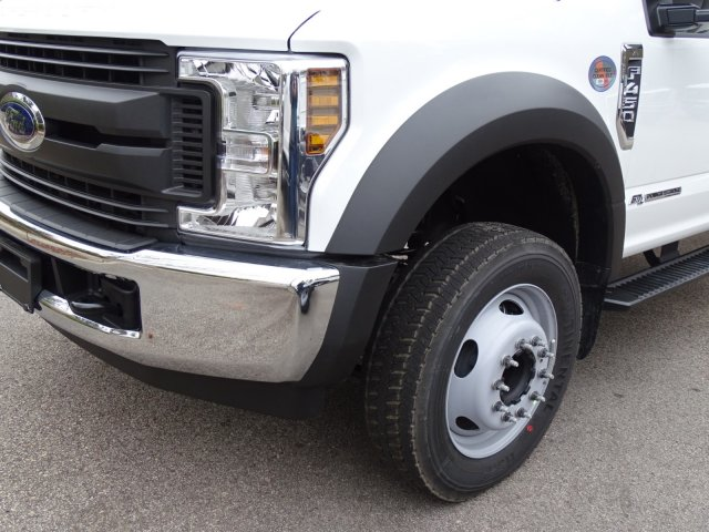 2018 F-450 Crew Cab DRW, PJ's Truck Bodies & Equipment Landscape Dump #T889942 - photo 9