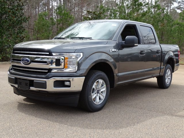 2018 F-150 SuperCrew Cab 4x2,  Pickup #T889945 - photo 1
