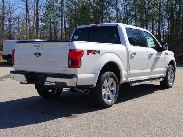 2018 F-150 SuperCrew Cab 4x4,  Pickup #T889955 - photo 5