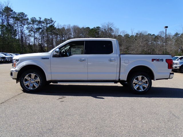 2018 F-150 SuperCrew Cab 4x4,  Pickup #T889955 - photo 7
