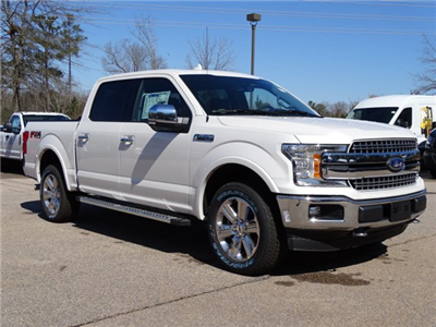 2018 F-150 SuperCrew Cab 4x4,  Pickup #T889955 - photo 3