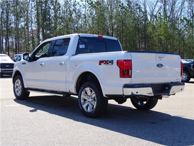 2018 F-150 SuperCrew Cab 4x4,  Pickup #T889955 - photo 2