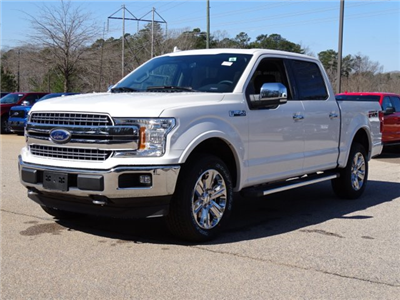 2018 F-150 SuperCrew Cab 4x4,  Pickup #T889955 - photo 1