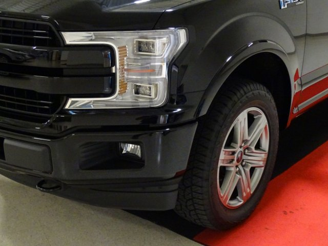 2018 F-150 SuperCrew Cab 4x4,  Pickup #T889975 - photo 9