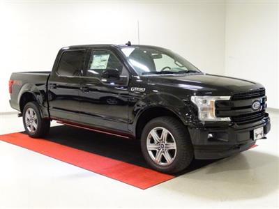2018 F-150 SuperCrew Cab 4x4,  Pickup #T889975 - photo 3