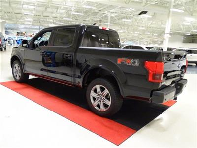 2018 F-150 SuperCrew Cab 4x4,  Pickup #T889975 - photo 2