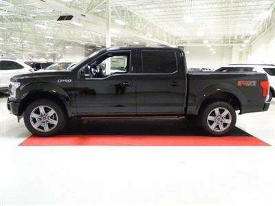 2018 F-150 SuperCrew Cab 4x4,  Pickup #T889975 - photo 7