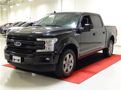 2018 F-150 SuperCrew Cab 4x4,  Pickup #T889975 - photo 1