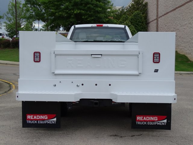 2018 F-350 Crew Cab DRW 4x4,  Reading Service Body #T889981 - photo 6