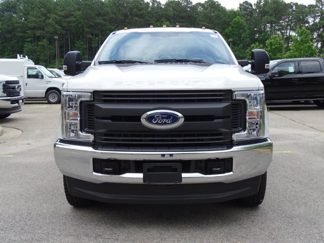 2018 F-350 Crew Cab DRW 4x4,  Reading Service Body #T889981 - photo 8