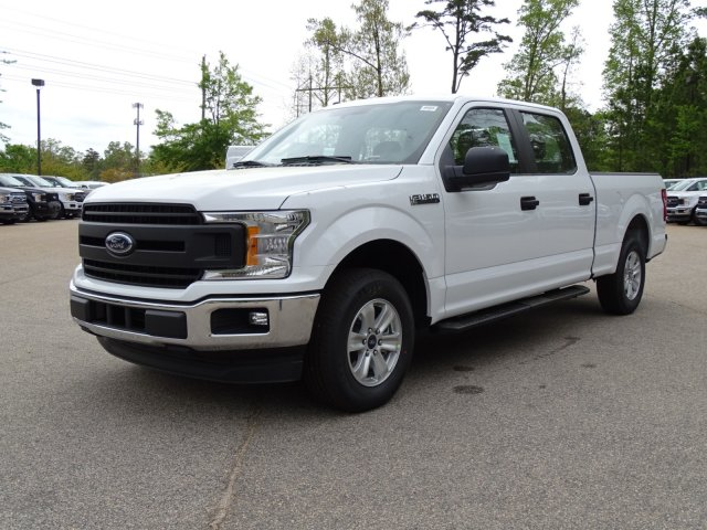 2018 F-150 SuperCrew Cab 4x2,  Pickup #T889998 - photo 1