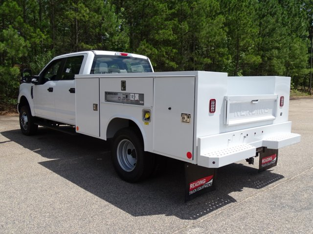 2018 F-350 Crew Cab DRW 4x4,  Reading Service Body #T890056 - photo 2