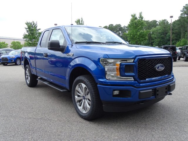 2018 F-150 Super Cab 4x4,  Pickup #T890097 - photo 3