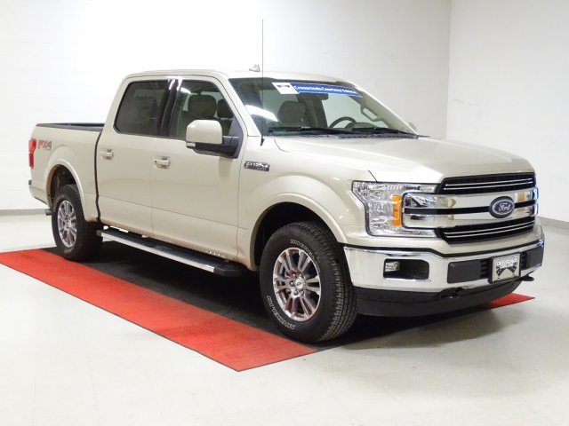 2018 F-150 SuperCrew Cab 4x4,  Pickup #T890134 - photo 3