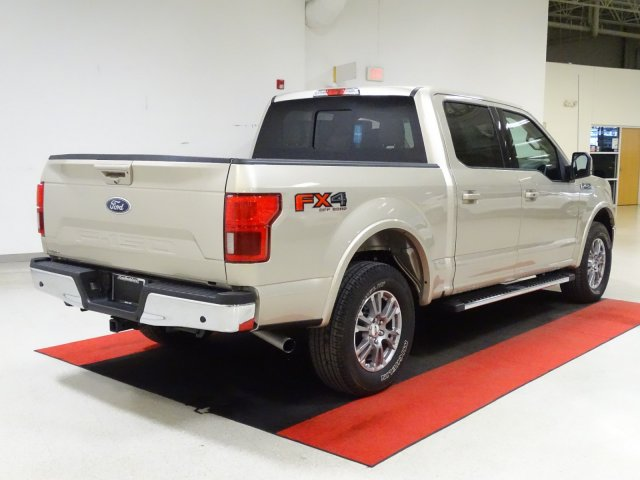 2018 F-150 SuperCrew Cab 4x4,  Pickup #T890134 - photo 5