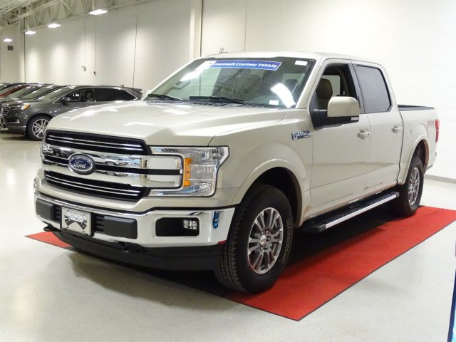 2018 F-150 SuperCrew Cab 4x4,  Pickup #T890134 - photo 1