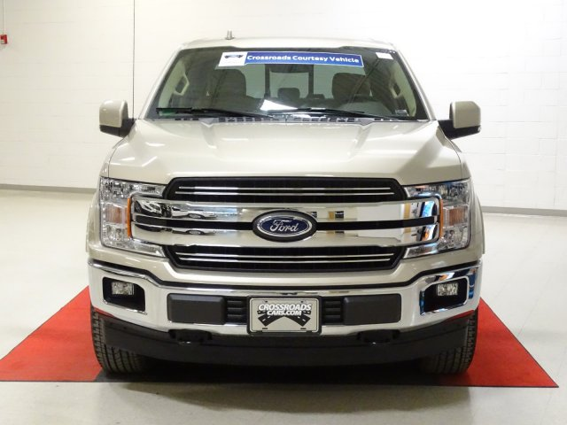 2018 F-150 SuperCrew Cab 4x4,  Pickup #T890134 - photo 8