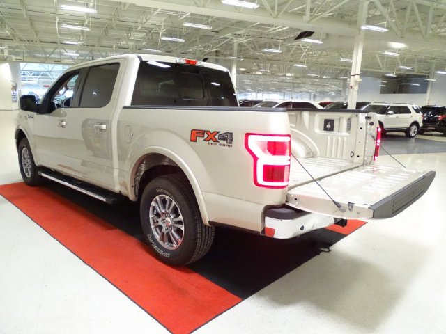 2018 F-150 SuperCrew Cab 4x4,  Pickup #T890134 - photo 40