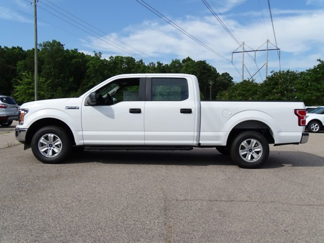 2018 F-150 SuperCrew Cab 4x2,  Pickup #T890144 - photo 7