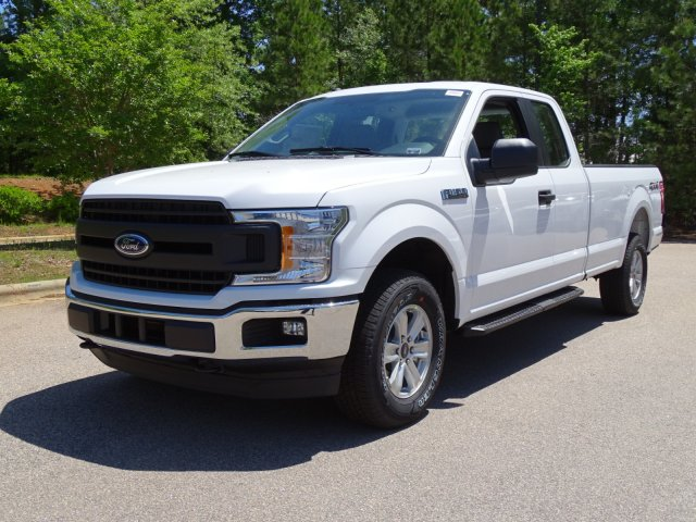 2018 F-150 Super Cab 4x4,  Pickup #T890148 - photo 1