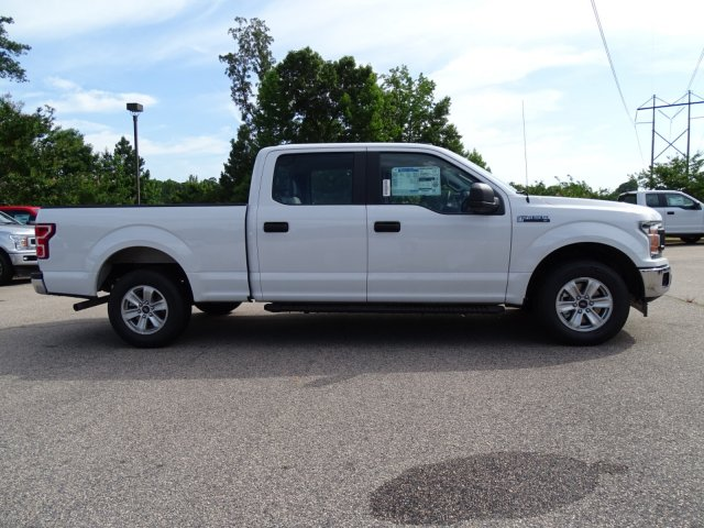 2018 F-150 SuperCrew Cab 4x2,  Pickup #T890155 - photo 4