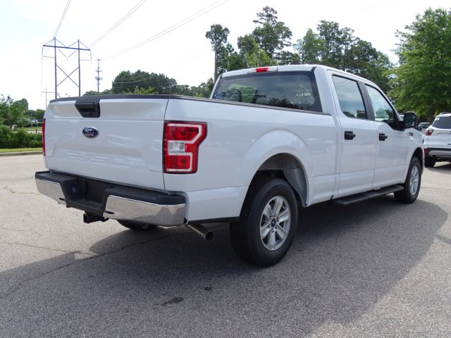 2018 F-150 SuperCrew Cab 4x2,  Pickup #T890155 - photo 5