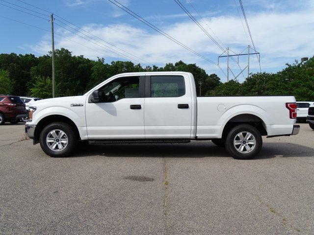 2018 F-150 SuperCrew Cab 4x2,  Pickup #T890155 - photo 7