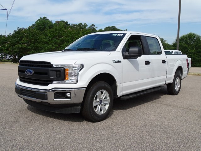 2018 F-150 SuperCrew Cab 4x2,  Pickup #T890155 - photo 1
