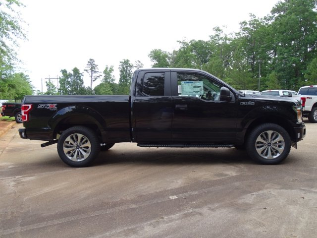2018 F-150 Super Cab 4x4,  Pickup #T890187 - photo 4