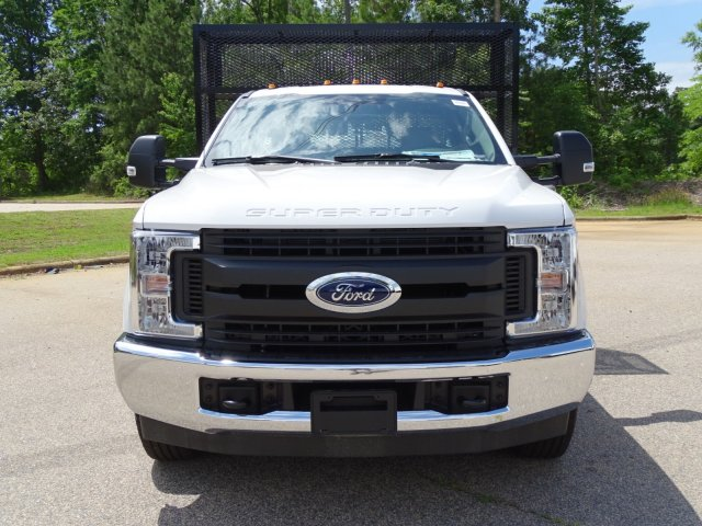 2018 F-350 Regular Cab DRW 4x2,  PJ's Truck Bodies & Equipment Dovetail Landscape #T890235 - photo 8