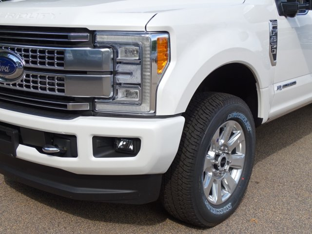 2018 F-350 Crew Cab 4x4,  Pickup #T890265 - photo 9