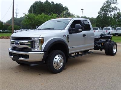 2018 F-550 Super Cab DRW 4x2,  Cab Chassis #T890270 - photo 1