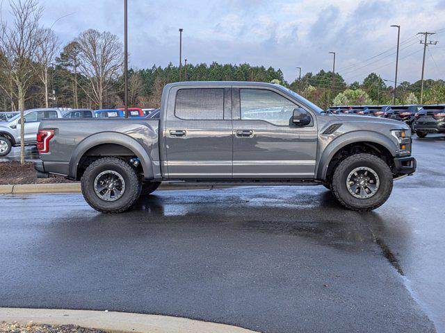 2018 F-150 SuperCrew Cab 4x4,  Pickup #T890295 - photo 4