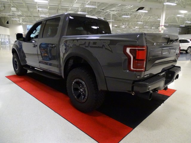 2018 F-150 SuperCrew Cab 4x4,  Pickup #T890295 - photo 2
