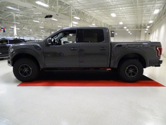2018 F-150 SuperCrew Cab 4x4,  Pickup #T890295 - photo 7