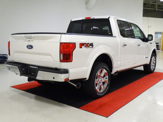 2018 F-150 SuperCrew Cab 4x4,  Pickup #T890299 - photo 5