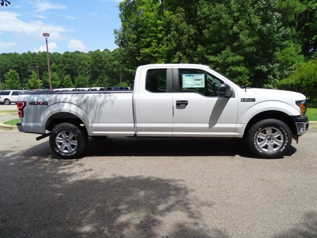 2018 F-150 Super Cab 4x4,  Pickup #T890305 - photo 4