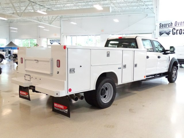 2018 F-550 Crew Cab DRW 4x4,  Reading Service Body #T890322 - photo 5
